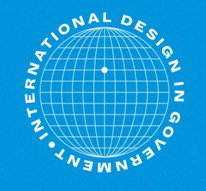 Logo International Design in Government